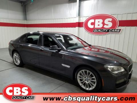 Pre-Owned 2015 BMW 750Li xDrive
